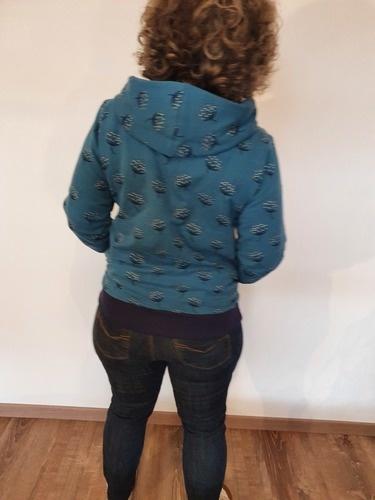 Makerist - Jacke aus Sweet für mich - Nähprojekte - 2