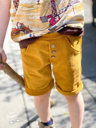 Makerist - Solbad Shorts  - 1
