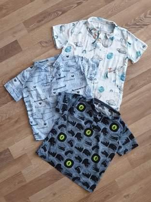 Makerist - Sommerliche Shirts aus BW und Musselin - 1