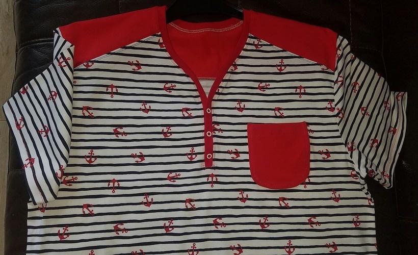 Makerist - t-shirt - Créations de couture - 3