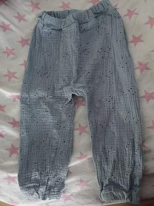 Makerist - Cutie Pants Bloomer Musselin - 1