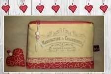 Makerist - Vintage-Schminktäschchen - 1