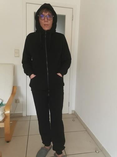 Makerist - Pantalon Jogging et veste à capuche - Créations de couture - 2
