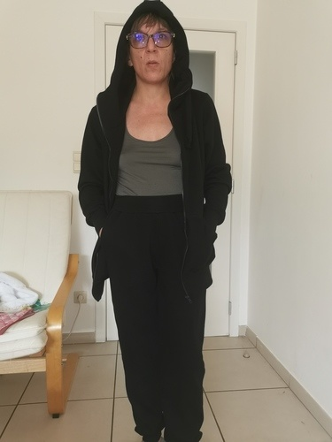 Makerist - Pantalon Jogging et veste à capuche - Créations de couture - 3