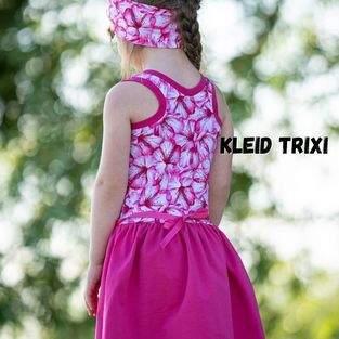 Makerist - Kinderkleid Trixi aus Jersey - 1