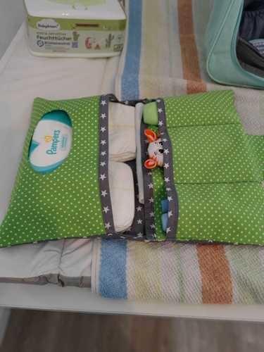 Makerist - Wyatt,  habe es aus Baumwollstoffe gemacht für eine gute Freundin - DIY für Kinder - 1