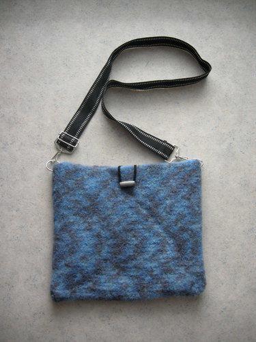 Makerist - gefilzte Tasche - Häkelprojekte - 3