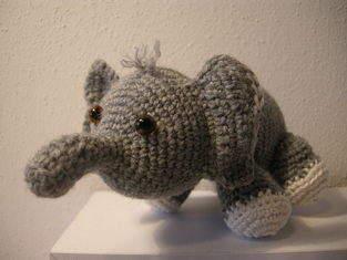 Makerist - Olivier der Elefant - 1