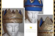 Makerist - Krone für Kindergeburtstag - 1