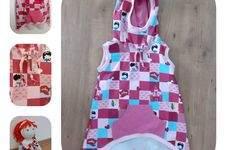Makerist - Coole Vokuhila Shirts für Puppenmuttis und Püppis - 1