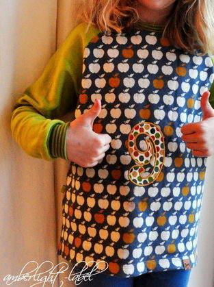 9. Geburtstag Geburtstagsshirt Raglanshirt Bethouia von Elle Puls Gr. 146