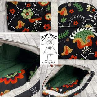 Makerist - Tasche to go von Fadenkäfer etwas umgestaltet - 1