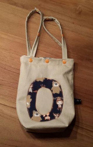 Makerist - Kindertasche/Rucksack aus Baumwolle/innen Wachstuch - Nähprojekte - 2