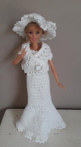 Makerist - robe de mariée - Créations de crochet - 1