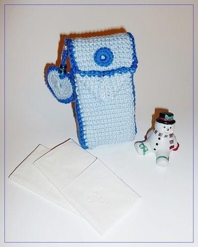 Makerist - Tatü-Purse... - Häkelprojekte - 2