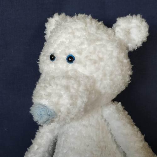 Makerist - Amigurumi - peluche Teddy bear - Créations de crochet - 2