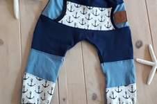 Makerist - Cool Buxje Anton Gr. 110 - maritim - 1
