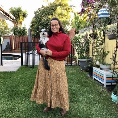 Makerist - Salvia Skirt - Sewing Showcase - 1