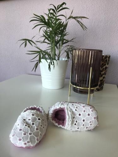 Makerist - Petits chaussons bébé  - Créations de couture - 1