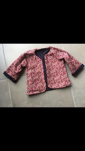 Makerist - Veste réversible bébé  - Créations de couture - 1