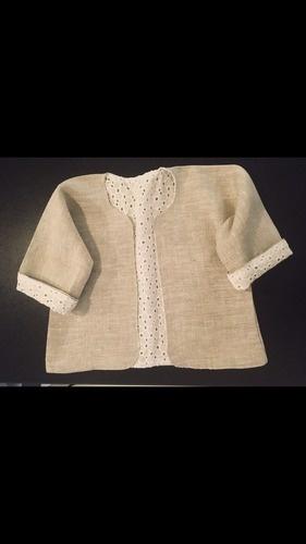 Makerist - Veste réversible bébé  - Créations de couture - 2