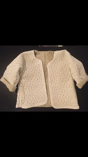 Makerist - Veste réversible bébé  - Créations de couture - 3