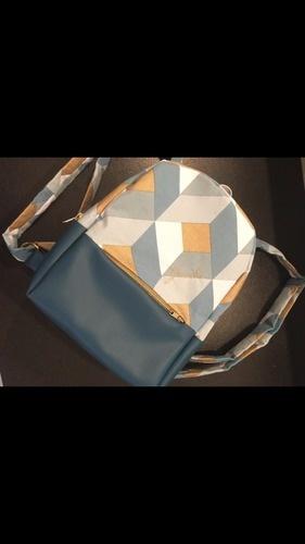 Makerist - Petit sac à dos d'école  - Créations de couture - 1