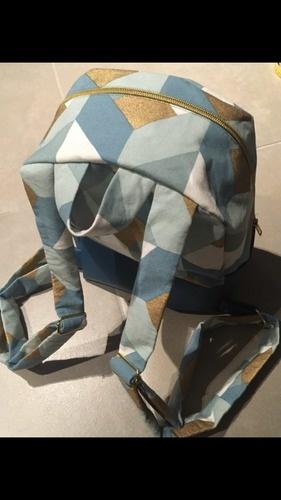 Makerist - Petit sac à dos d'école  - Créations de couture - 2