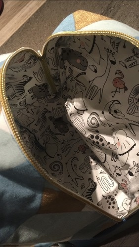 Makerist - Petit sac à dos d'école  - Créations de couture - 3