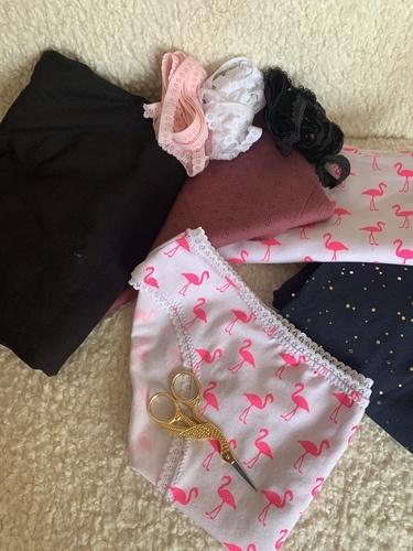 Makerist - Culottes Leonie. Jersey fantaisie taille 40 - Créations de couture - 2