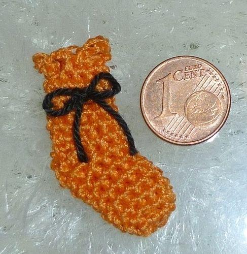 Makerist - Miniwini- Socke - Häkelprojekte - 1