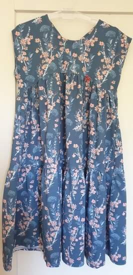 Makerist - Kleid Crossover von Schneiderline - 1