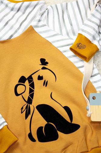 Makerist - Pandabär - Textilgestaltung - 1