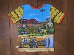 Shirt Turnado in 122