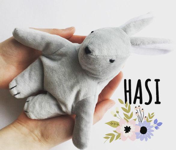 """Makerist - Schnittmuster """"Hasi"""" - DIY-Projekte - 2"""