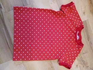 Makerist - Pünktchen auf Rot für Dalila - 1