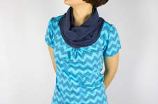 Makerist - Mein Chevron-Shirt - 1