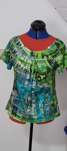 Makerist - Carmenshirt von Frau Ninchen - Nähprojekte - 1