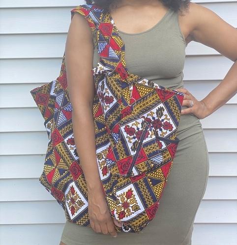 Makerist - Perfect Beach Bag - Sewing Showcase - 1