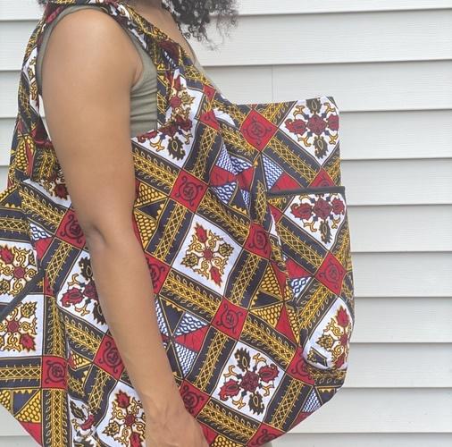 Makerist - Perfect Beach Bag - Sewing Showcase - 2