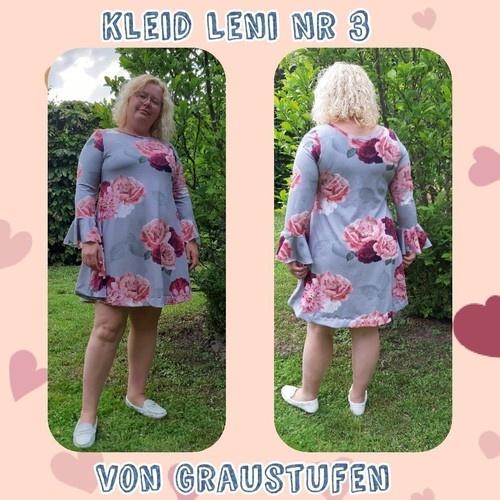 Makerist - Kleid Leni - Nähprojekte - 1