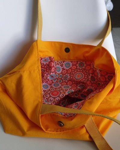 Makerist - Mon sac fourre-tout - Créations de couture - 2