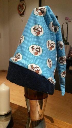 Makerist - Zipfelmütze für Säugling - Nähprojekte - 2