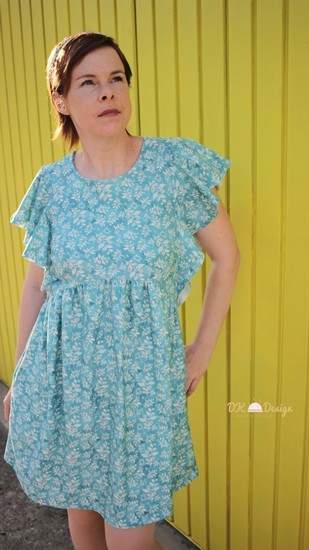 Mein neues Sommerkleid NELE