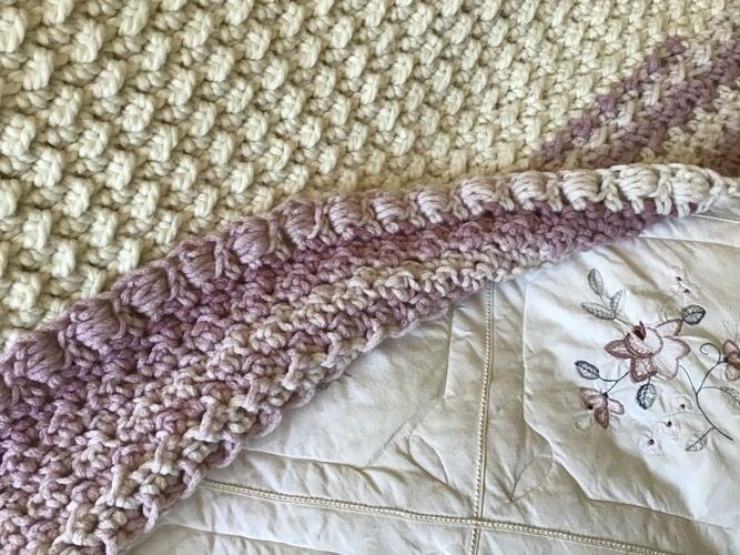Makerist - French Chateau Baby Blanket  - Crochet Showcase - 2
