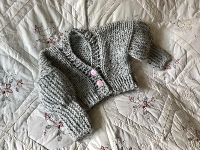 Makerist - Charlotte Bomber Cardigan  - Crochet Showcase - 1