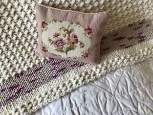 Makerist - The Lark Baby Blanket  - 1