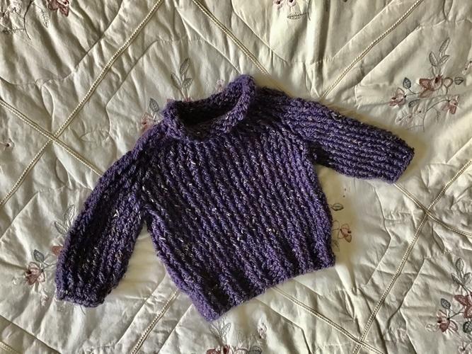 Makerist - The Tweedy  Pullover  - Knitting Showcase - 2