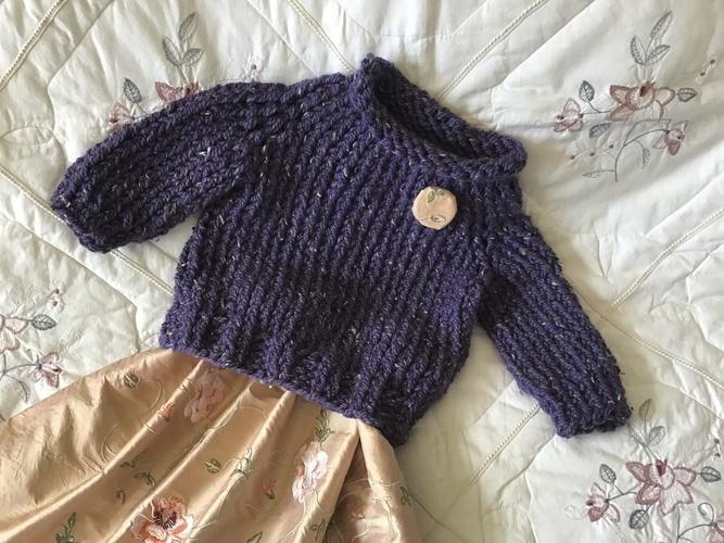 Makerist - The Tweedy  Pullover  - Knitting Showcase - 3