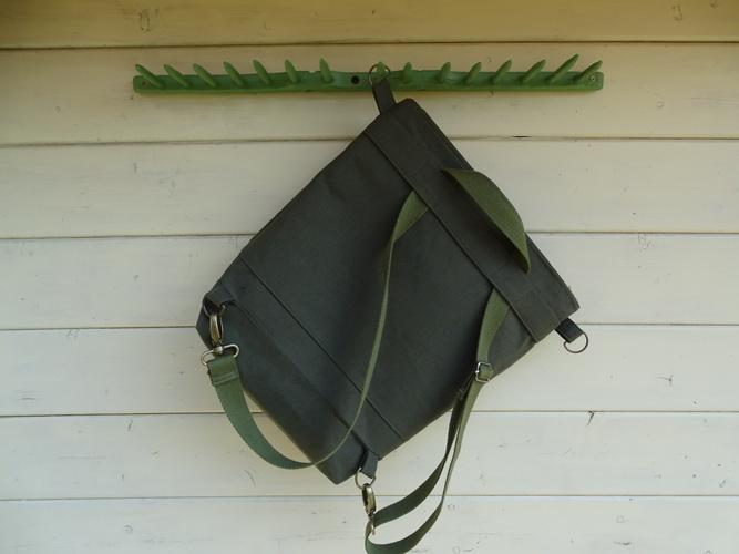 Makerist - Mila Uni Bag von Unikati - Nähprojekte - 2
